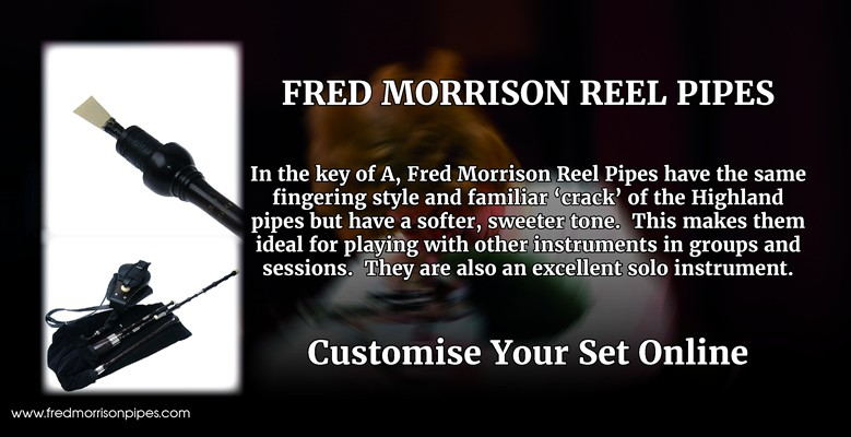 Customise Your Reel Pipes